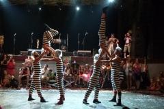 Apresentação no Circo Voador 2014
