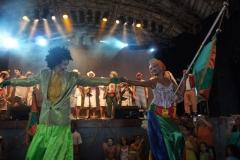 Baile de 2010 no Circo Voador