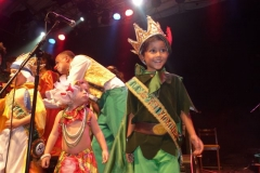 Eleição do Rei Mominho - Baile de 2012