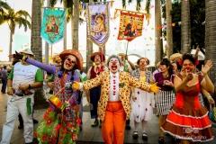 O Circo Voador recebe o arraiá do Gigantes em 2017