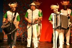 Grupo de forró integra a banda do Gigantes