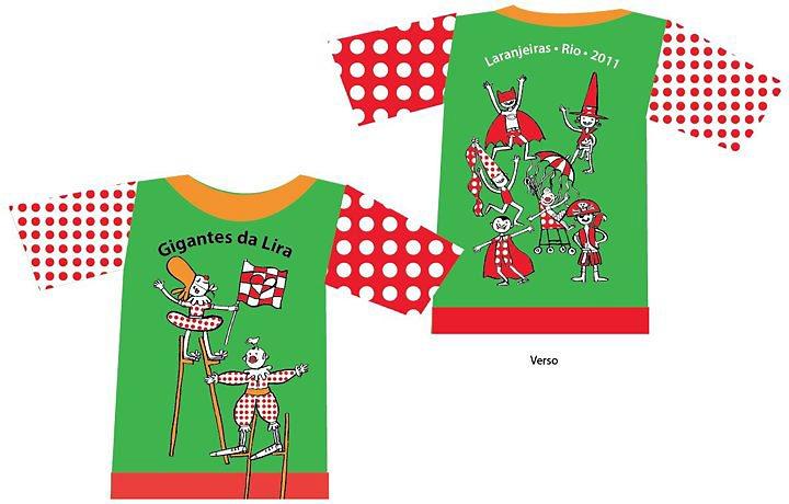 Camisas – Gigantes da Lira 9a03d2b327374
